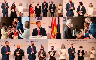 Las intrahistorias de los Premios Rey de España
