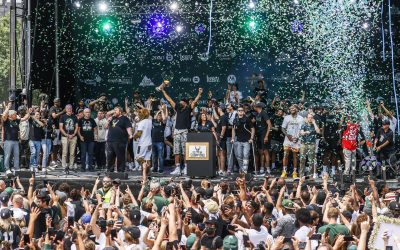Final histórica en la NBA con EFE como único medio español acreditado