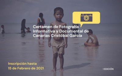 Cuatro colaboradores de EFE, entre los ganadores del certamen fotográfico Cristóbal García