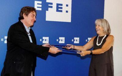 El Instituto Cervantes y EFE estrechan su colaboración por y para el español