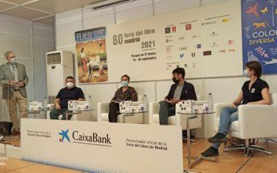 EFE reúne en la Feria del Libro de Madrid a científicos, ecologistas y administración en torno a las especies invasoras