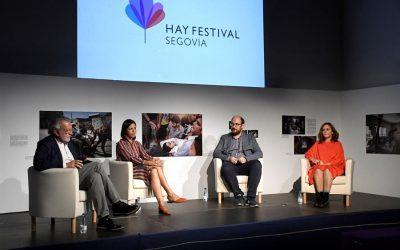 """EFE Verifica y otros """"fact-checkers"""" advierten en el Hay Festival de que la desinformación en España es preocupante"""