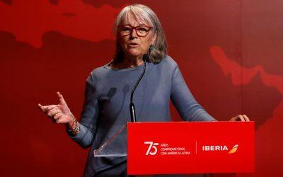 Iberia y Efe celebran 75 años de unión aérea de España con Iberoamérica