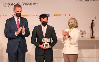 Los Premios Rey de España de Periodismo estrenan su cita más prestigiosa