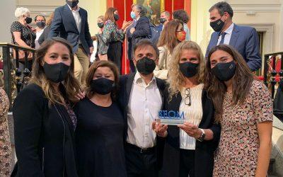 EFE gana el 17 Premio de Periodismo de la Sociedad de Oncología Médica
